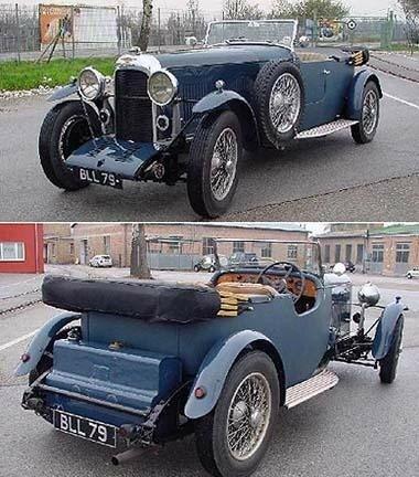 LAGONDA - M 35 Rapide - 1935