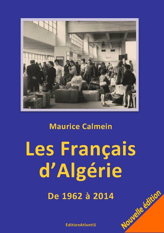 Calmein Français Algérie Couverture 12 10 2013