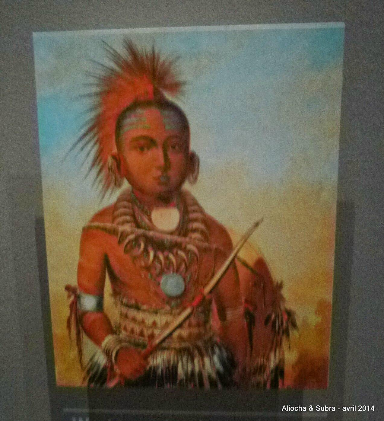 Indiens des Plaines - Exposition