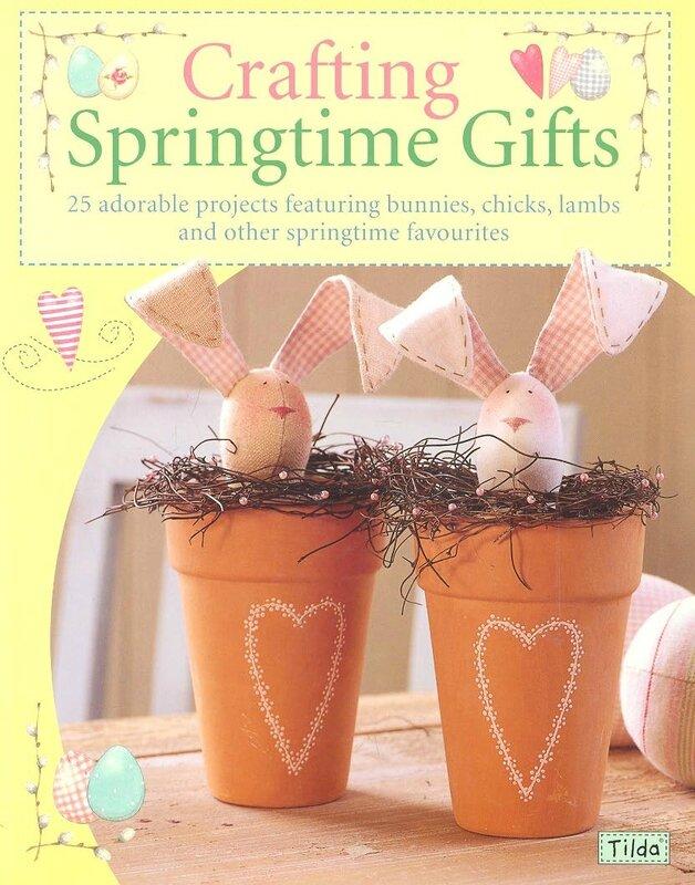 crafting_springtime_gifts Livre