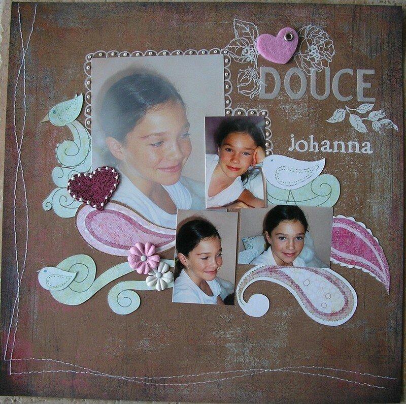 douce Johanna