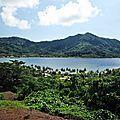 TAHA'A (Île Vanille) 01 - Baie de haamene