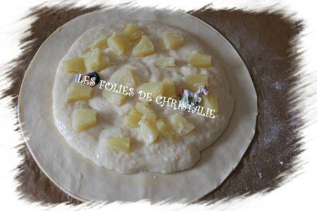 Galette ananas rhum 6