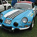 Alpine a110 - 1600 tour de corse (1969)