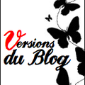 Diverses Versions du blogs