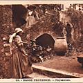 Basse Provence - Paysannes