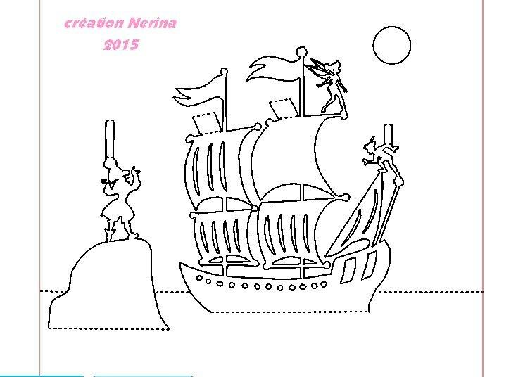 Kirigami Peter pan modifié