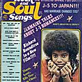 Jackson 5 to japan - rock and soul songs - septembre 1973