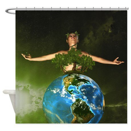 protect_our_nature_shower_curtain