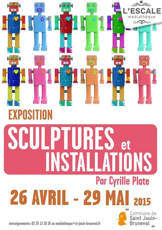 Expo Cyrille Plate