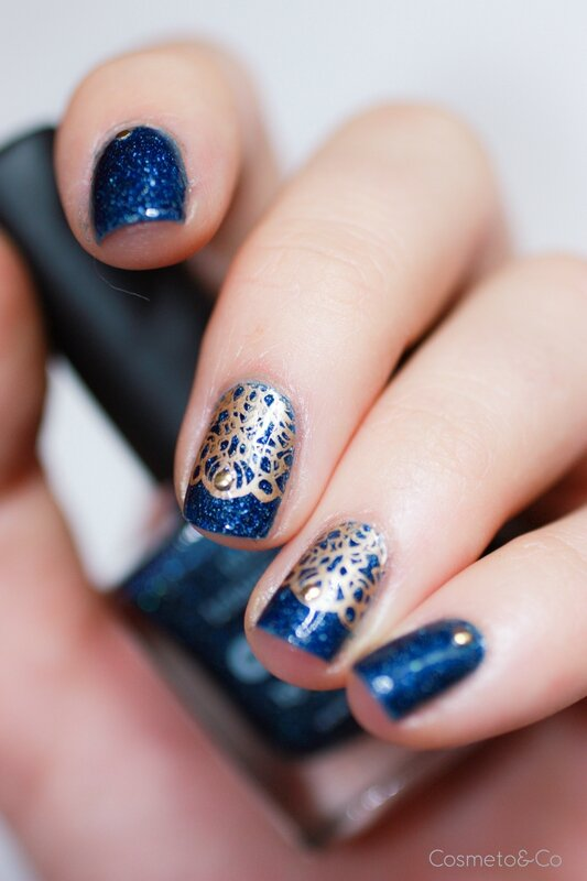 nail art cosmos picture polish stamping bornpretty-4