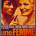 Une femme sous influence (de John Cassavetes) - Hommage  Peter Falk