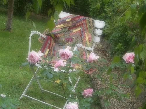 Fleurs indiennes