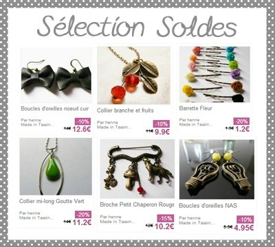 selection soldes
