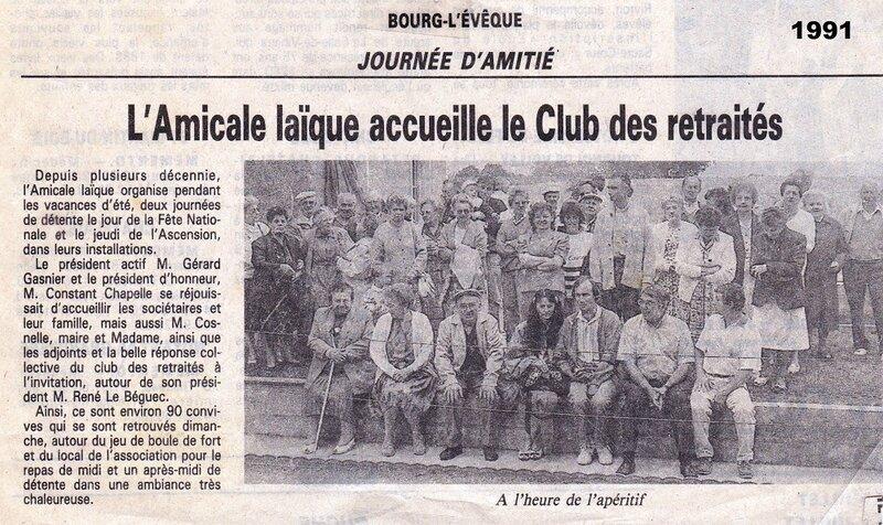 1991-accueil du club des retraités