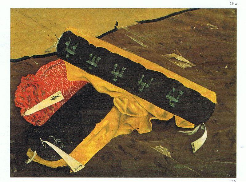15-Kotohira-gu, Makinumo, Takahashi Yuichi (1828-1894), huile sur toile, H36,3cm, L48,2cm, 1875-76