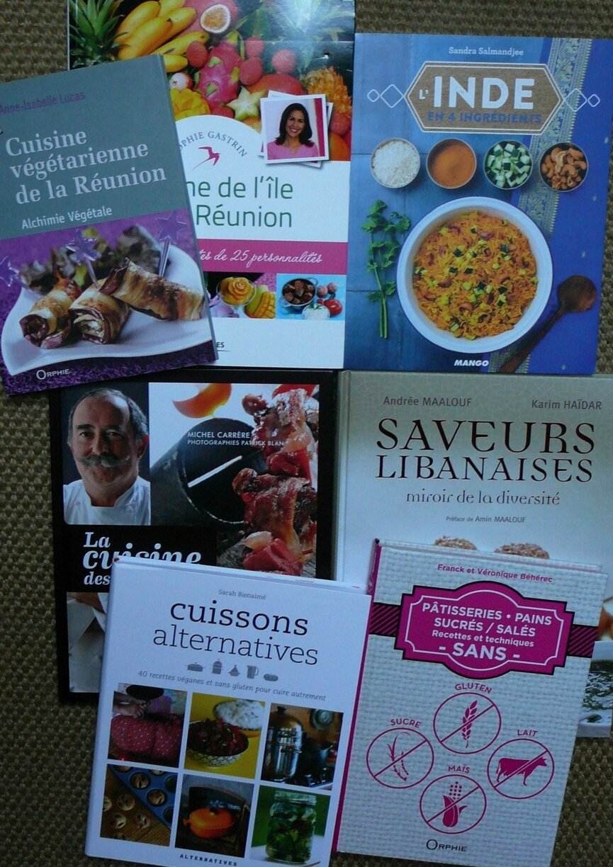 Salon International du Livre Gourmand - Programme du Patio