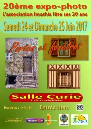 Expo ImAthis - Les 20 ans