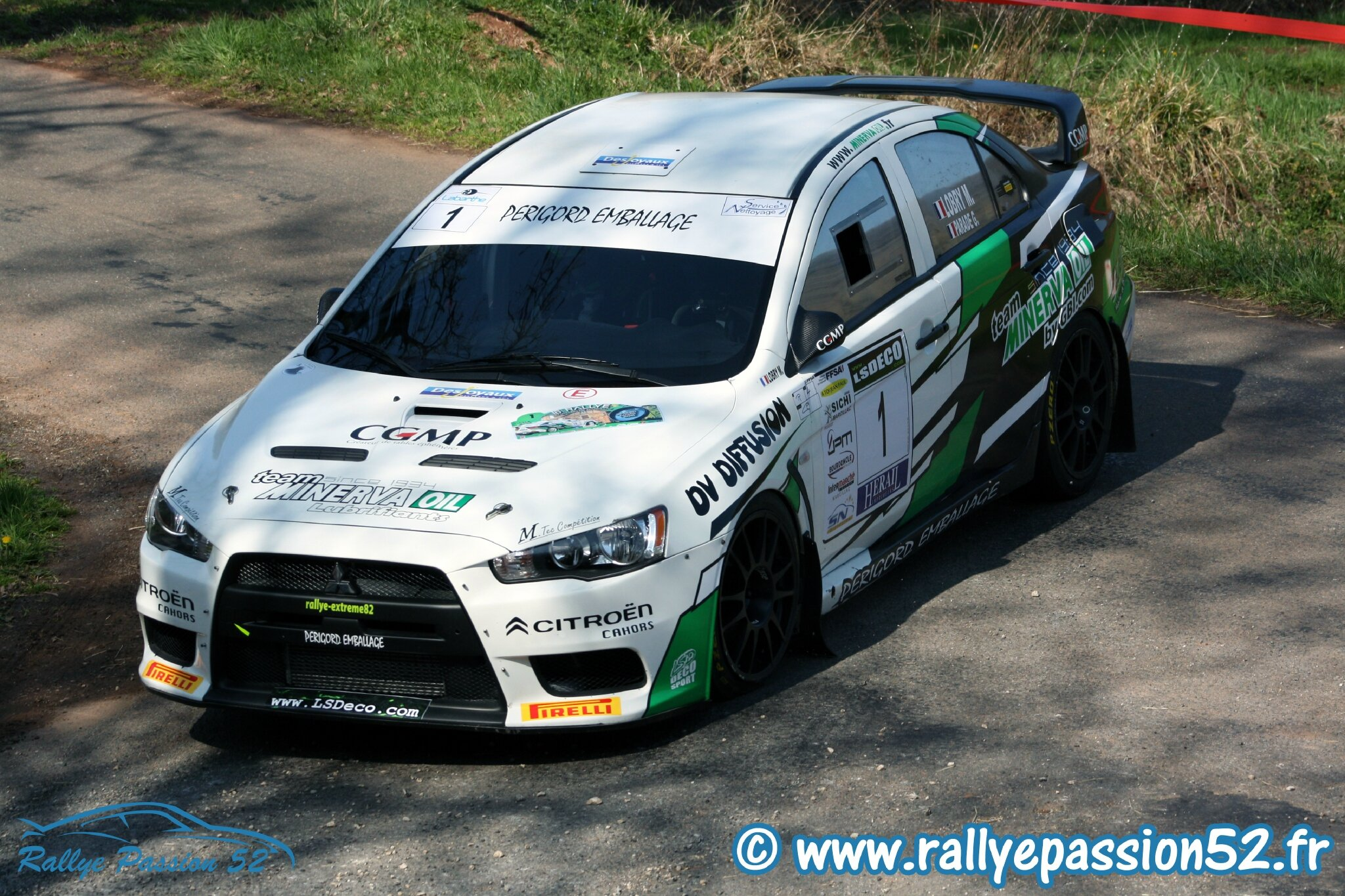 Photos Rallye du Vallon de Marcillac 2016