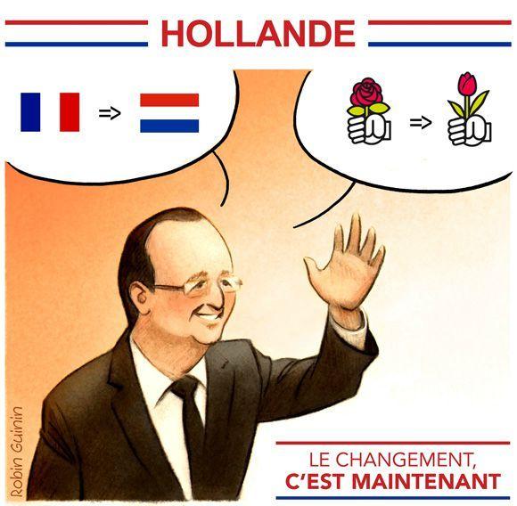 Hollande président
