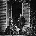 1869-1870 Le maréchal Bazaine et sa famille