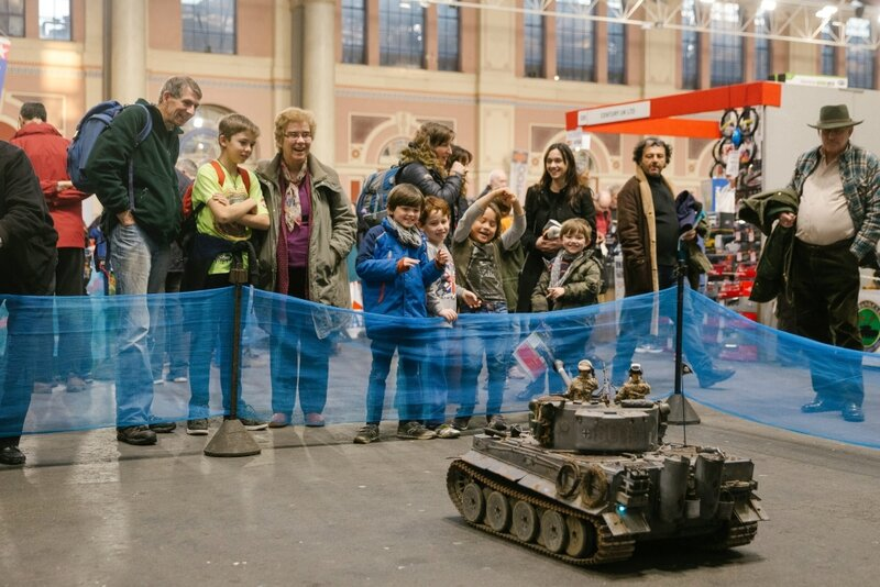 0032 UK Tanks 16 janvier 2016 - de Meridienne Exhibitions Ltd