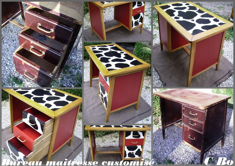 article - Customiser Un Bureau En Bois