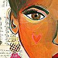 peinture sous les couleurs du mexique :