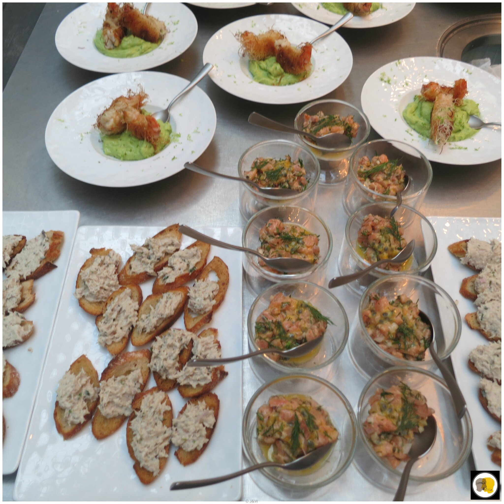 Ap ro chic chez cuisine attitude paris 3 c 39 est comment Cours de cuisine paris cyril lignac