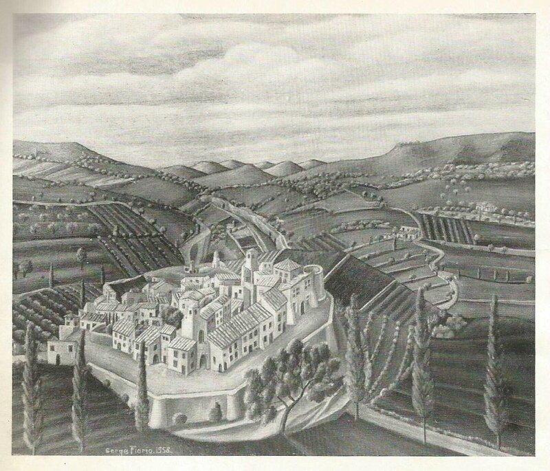 Village années 1958