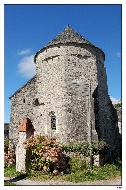 LA TOUR DE BARVILLE - LE MESNIL AU VAL - Balade en Cotentin