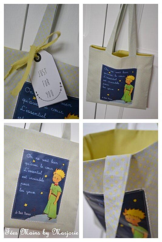 Tote Bag Le Petit Prince1