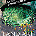 Affiche land-art 1 Photoshop+Indesign