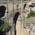 vue du pont de RONDA