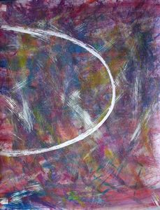 peinturecercle blanc