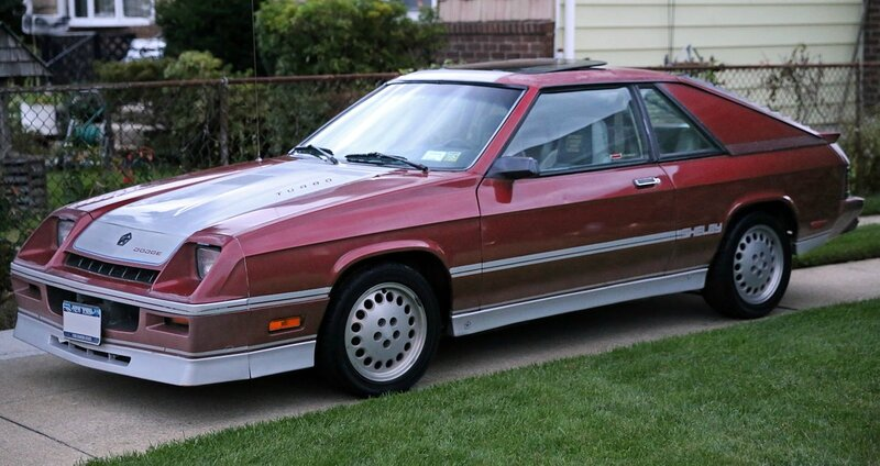 1987_Dodge_Shelby_Charger,_fL