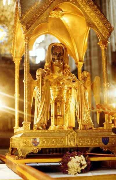 Reliquaire sainte Marie Magdeleine