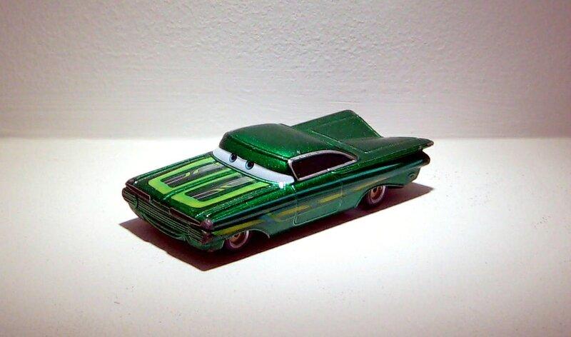 Ramone (Cars - Mattel) 01