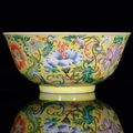 Imperial famille rose bowls, daoguang seal marks and period @ nagel auctions, may 7th-8th 2010