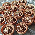 cookies cups nutella