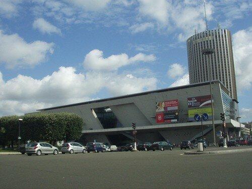 Palais des Congres (Pte Maillot)