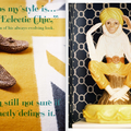 Eclectic yellow ...
