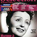 Extrait de selection reader's digest février 2007