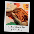 Carottes rôties au four, by jamie oliver