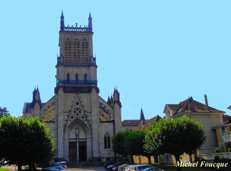 1000) cathédrale st jean baptiste à belley