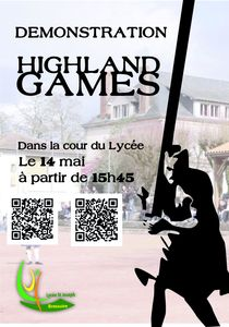 highland games QR