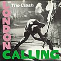 27/45 - jimmy jazz - the clash (1979), london calling - collectif & serge clerc (2009), satta massagana - the abyssinians (1976)