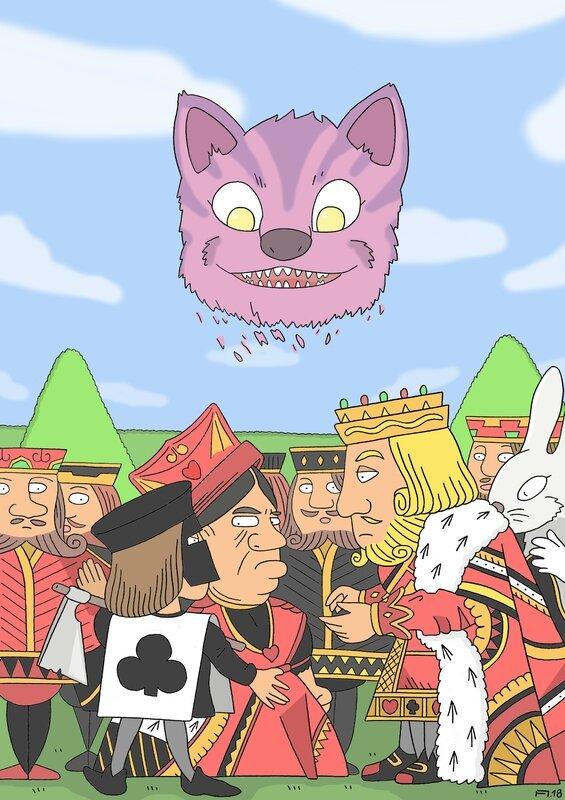 283-APM_Le bourreau et le minet de Cheshire