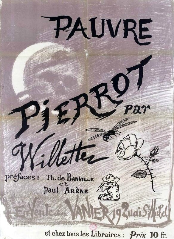 Willette pauvre Pierrot