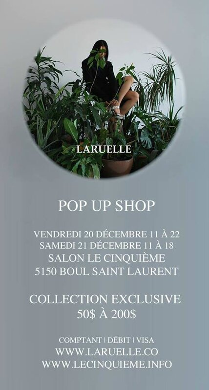 pop up laruelle